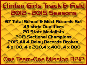 2013-2015 Season Records
